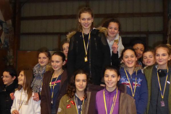 P1090479 - Championnes par équipes B F