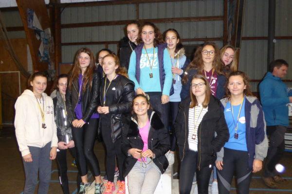 P1090483 - Championnes Triathlon par équipes M F